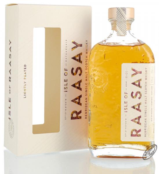Isle of Raasay Single Malt Whisky 46,4% vol. 0,70l