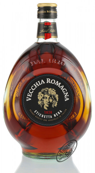 Vecchia Romagna Etichetta Nera 40% vol. 1,0l