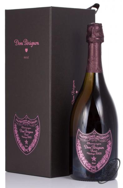 Dom Pérignon Vintage Rosé 2005 Champagner 12,5% vol. 0,75l