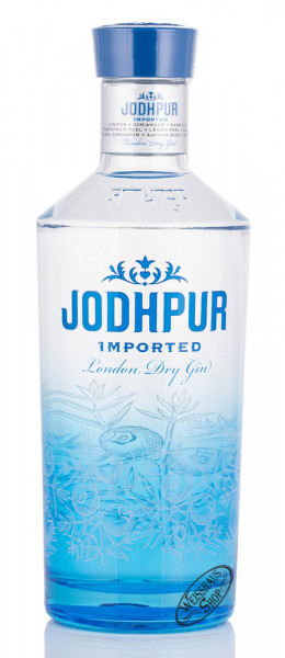 Jodhpur London Dry Gin 43% vol. 0,70l