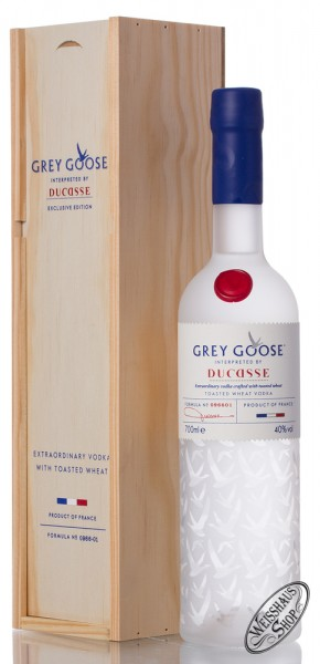 Grey Goose Ducasse Vodka 40% vol. 0,70l