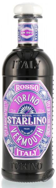 Hotel Starlino Rosso Vermouth 17% vol. 0,75l