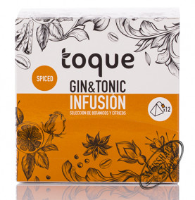 Special Touch Gin & Tonic Infusion Spiced 17,88g