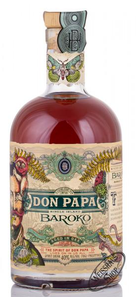 Don Papa Baroko Rum 40% vol. 0,70l