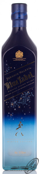 Johnnie Walker Blue Label Winter Edition Whisky 40% vol. 0,70l