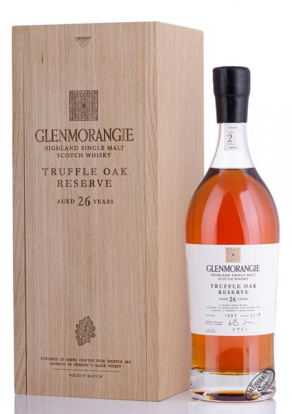Glenmorangie Truffle Oak Reserve 26 YO Whisky 55,7% vol. 0,70l