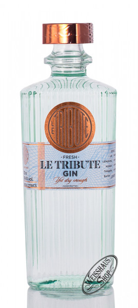 Le Tribute Gin 43% vol. 0,70l
