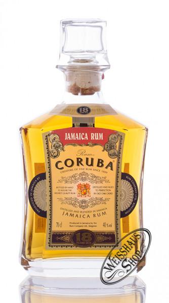 Coruba Rum 18 YO 40% vol. 0,70l