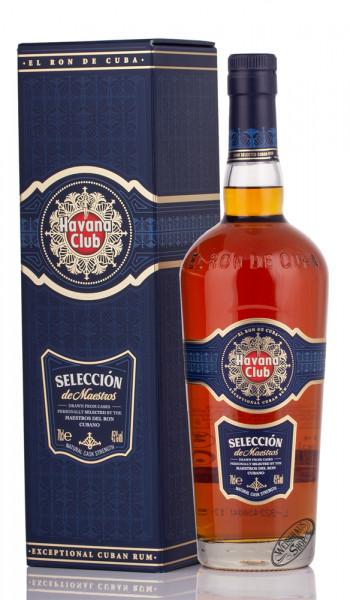 Havana Club Seleccion de Maestros Rum 45% vol. 0,70l