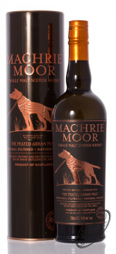 The Arran Machrie Moor 7th Edition Whisky 46% vol. 0,70l