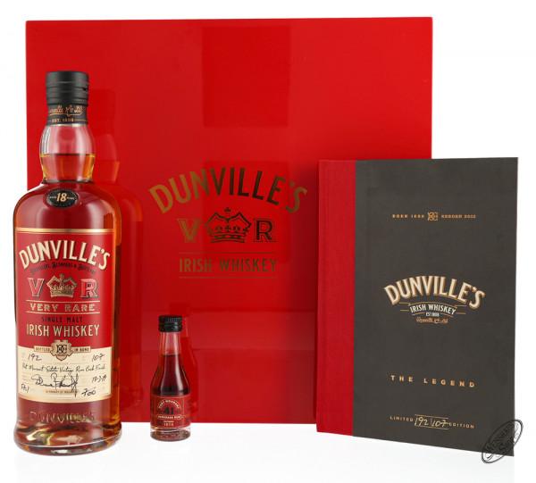 Dunville's 18 YO Irish Whiskey 57,1% vol. 0,70l