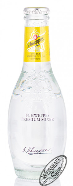 Schweppes Premium Indian Tonic Water 0,20l