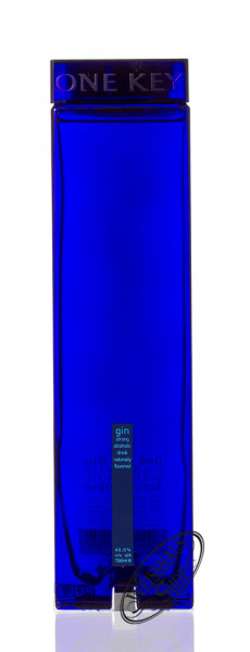 One Key Gin 40% vol. 0,70l