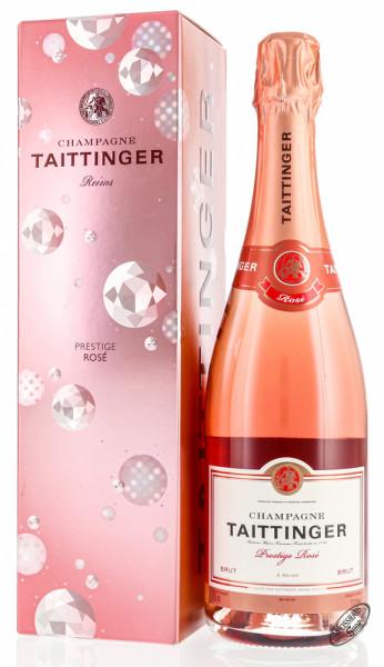 Taittinger Rose Brut Champagner 12% vol. 0,75l