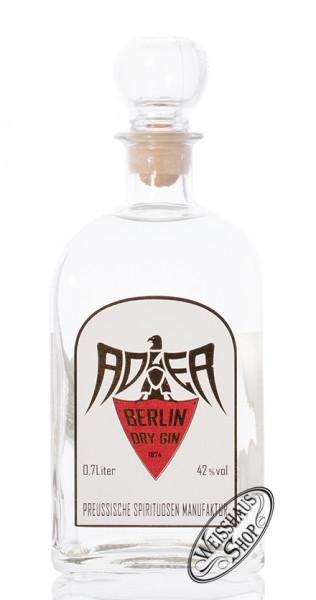 Adler Berlin Dry Gin 42% vol. 0,70l