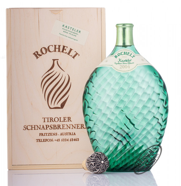 Rochelt Kasteler (Vogelbeere-Birne-Pflaume) 50% vol. 0,70l