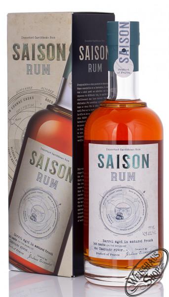 Saison Rum 42% vol. 0,70l