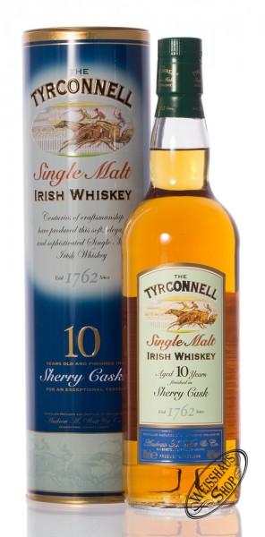 Tyrconnell 10 YO Sherry Cask Finish Whiskey 46% vol. 0,70l