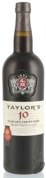 Taylor's 10 YO Port 20% vol. 0,75l