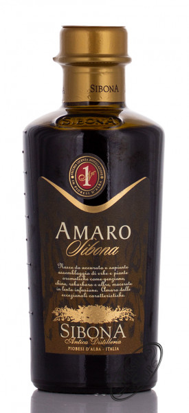 Sibona Amaro Kräuterlikör 28% vol. 0,50l