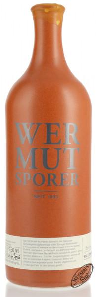 Sporer Wermut 16% vol. 0,75l