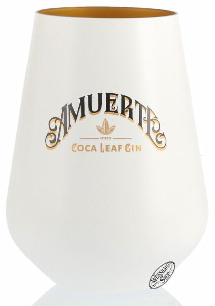 Amuerte Gin Tonic Becher White