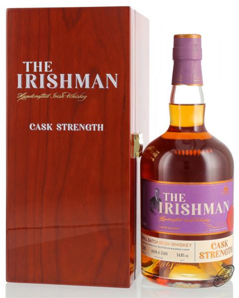 The Irishman Rare Cask Strength 2021 Irish Whiskey 54,8% vol. 0,70l