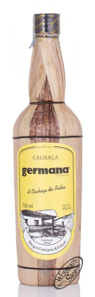 Germana da Palha Premium Cachaca 40% vol. 0,70l