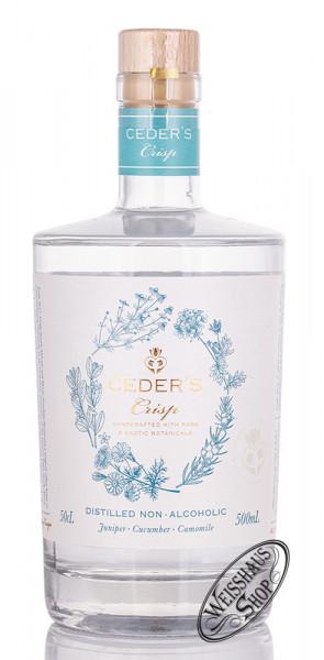 Ceder's Crisp alkoholfreie Spirituose 0,50l