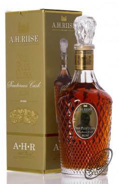 A.H. Riise Non Plus Ultra Sauternes Cask Rum 42% vol. 0,70l