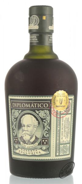 Diplomatico Reserva Exclusiva 12 YO Rum ohne Dose 40% vol. 0,70l