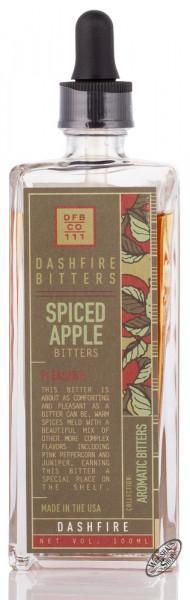 Dashfire Spiced Apple Bitters 35% vol. 0,10l