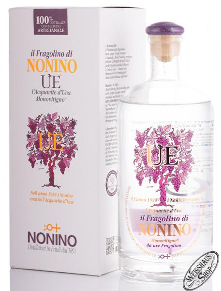 Nonino Grappa ÚE Di Fragolino Monovitigno 38% vol. 0,70l