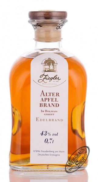 Ziegler Alter Apfel Brand 43% vol. 0,70l