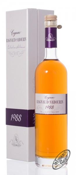 Ragnaud-Sabourin Cognac Millésime 1988 41% vol. 0,70l