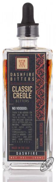 Dashfire Classic Creole Bitters 36% vol. 0,10l