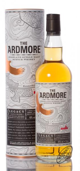 Ardmore Legacy Single Malt Whisky 40% vol. 0,70l