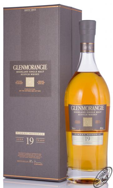 Glenmorangie 19 YO Finest Reserve Whisky 43% vol. 0,70l