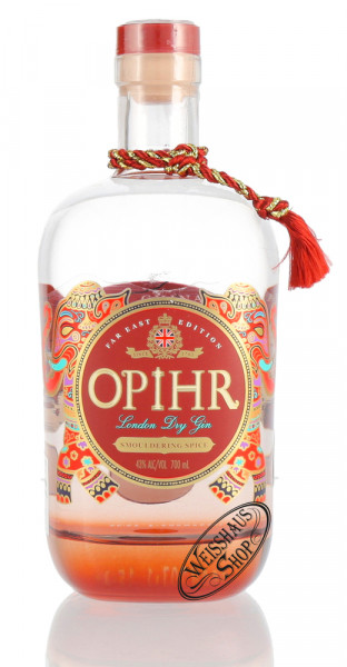 Opihr Oriental Spiced Gin Far East Edition 43% vol. 0,70l