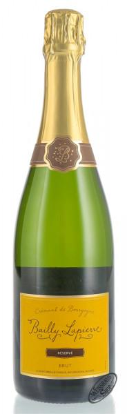 Bailly Lapierre Crémant de Bourgogne Reserve Brut 12% vol. 0,75l