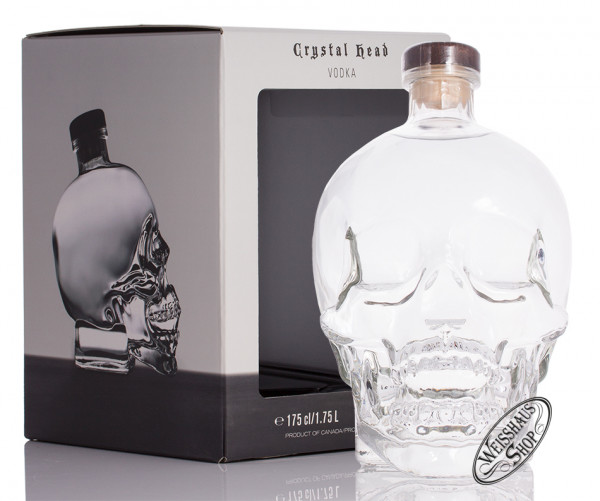 Crystal Head Vodka 40% vol. 1,75l