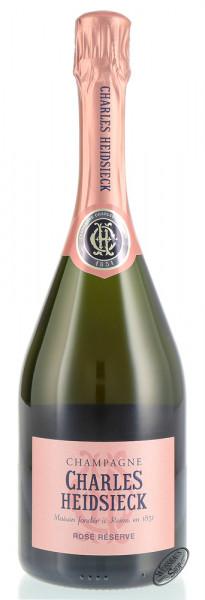 Charles Heidsieck Champagner Rose 12% vol. 0,75l