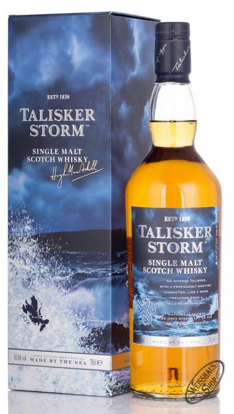 Talisker Storm Single Malt Scotch Whisky 45,8% vol. 0,70l