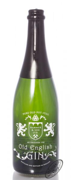 Old English Gin Pure Old Pot Still 44% vol. 0,70l