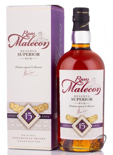 Malecon Reserva Superior 15 Anos 40% vol. 0,70l