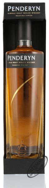 Penderyn Madeira 46 Single Malt Whisky 46% vol. 0,70l