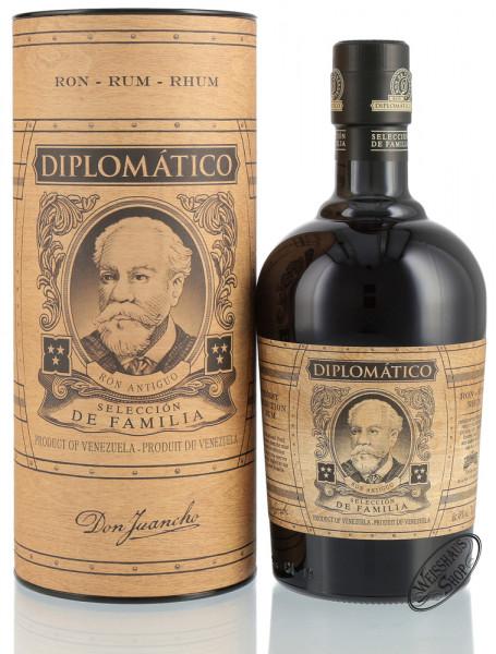 Diplomatico Seleccion de Familia Rum 43% vol. 0,70l