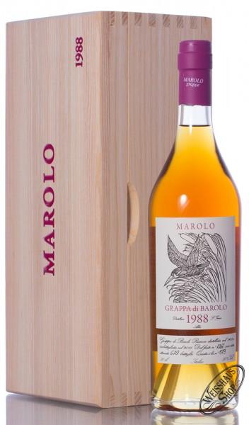 Marolo Grappa di Barolo Riserva 1988 50% vol. 0,70l