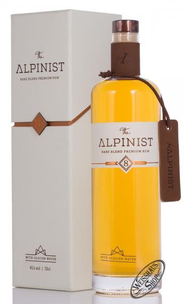 The Alpinist 8 YO Premium Rum 41% vol. 0,70l