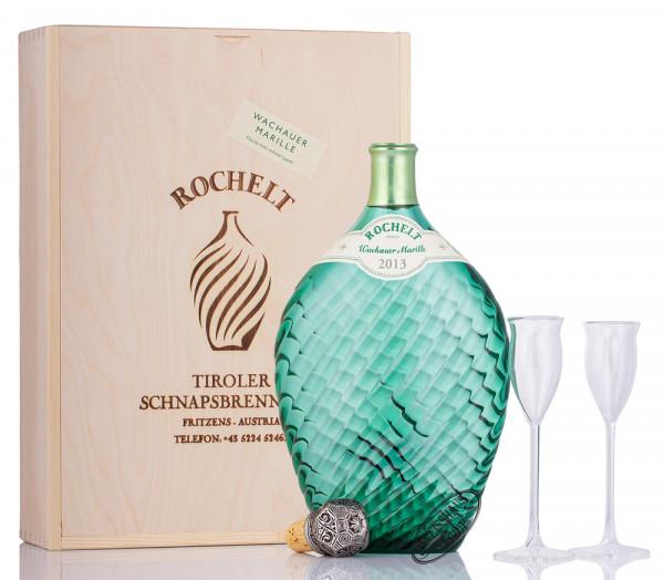 Rochelt Wachauer Marille Geschenk-Set 50% vol. 0,70l